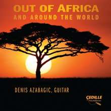 Denis Azabagic - Out Of Africa, CD