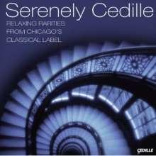 Serenely Cedille (Cedille Sampler), CD