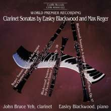 Easley Blackwood (geb. 1932): Klarinettensonate op.37, CD