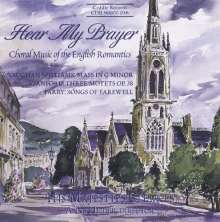 His Majestie's Clerkes - English Romantic Choral Music, CD