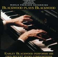 Easley Blackwood (geb. 1932): Klaviersonate op.40, CD