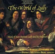 Jean-Baptiste Lully (1632-1687): Armide (Ausz.), CD