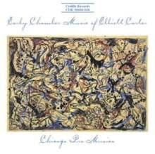 Elliott Carter (1908-2012): Kammermusik, CD