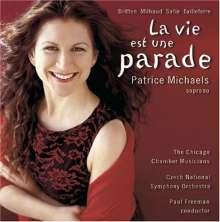 Patrice Michaels - La Vie Est Une Parade, CD