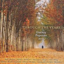 Dmitry Paperno - Through the Years, CD