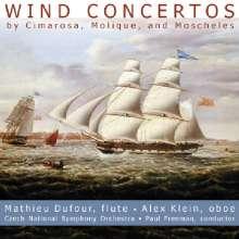 Wilhelm Bernhard Molique (1802-1869): Flötenkonzert d-moll, CD