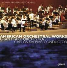 American Orchestral Works, CD