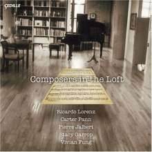 Composers in th Loft - Amerikanische Kammermusik des 20.Jh., CD