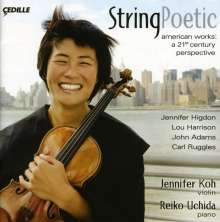 Jennifer Koh - String Poetic, CD
