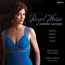 Jennifer Larmore - Royal Mezzo, CD