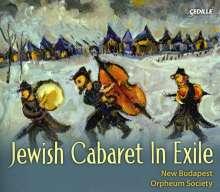 Jewish Cabaret In Exile, CD