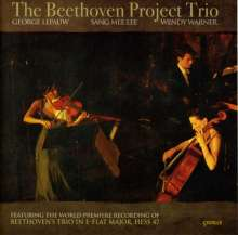 Ludwig van Beethoven (1770-1827): Klaviertrio op.63 (nach dem Streichquintett op.4), CD