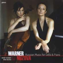 Duo Warner/Nuzova - Russian Music for Cello & Piano, CD