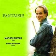 Mathieu Dufour - Fantaisie, CD