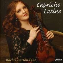 Rachel Barton Pine - Capricho Latino, CD
