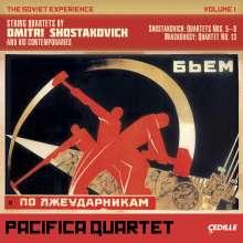 Pacifica Quartet - The Soviet Experience Vol.1, 2 CDs