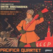 Pacifica Quartet - The Soviet Experience Vol.2, 2 CDs