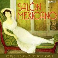 Jorge Federico Osorio - Salon Mexicano, CD