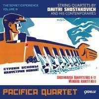 Pacifica Quartet - The Soviet Experience Vol.3, 2 CDs
