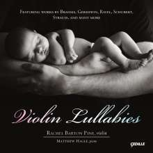 Rachel Barton Pine - Violin Lullabies, CD