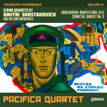 Pacifica Quartet - The Soviet Experience Vol.4, 2 CDs