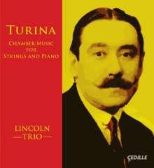 Joaquin Turina (1882-1949): Klaviertrios Nr.1 & 2, 2 CDs