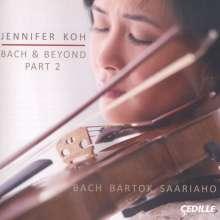 Jennifer Koh - Bach & Beyond Part 2, 2 CDs
