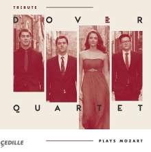 Dover Quartet plays Mozart, CD