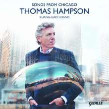 Thomas Hampson - Songs From Chicago, CD