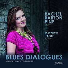 Rachel Barton Pine - Blues Dialogues, CD