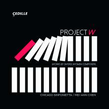 Project W - Works by Women Composers, CD