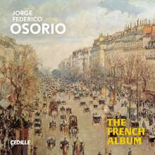Jorge Federico Osorio - The French Album, CD