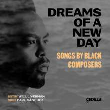 Will Liverman - Dreams Of A New Day, CD