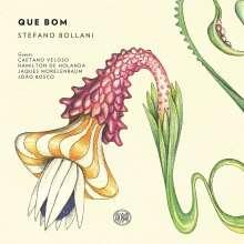 Stefano Bollani (geb. 1972): Que Bom, CD