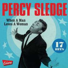 Percy Sledge: When A Man Loves A Woman (17 Hits), CD