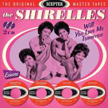 The Shirelles: Will You Love Me Tomorrow, 2 CDs