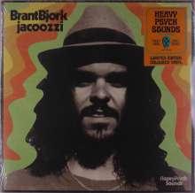 Brant Bjork: Jacoozzi (Limited-Edition) (Splatter Vinyl), LP