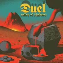 Duel (Metal): Valley Of Shadows, CD