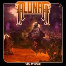 Alunah: Violet Hour, CD
