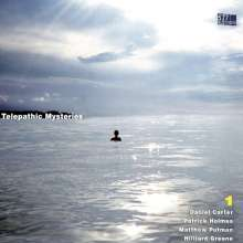 Daniel Carter, Patrick Holmes & Matthew Putman: Telepathic Mysteries Vol.1, LP
