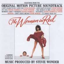 Filmmusik: The Woman In Red (Re-Release), CD