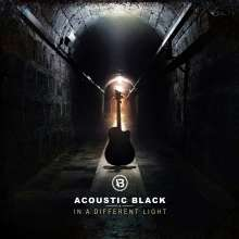 Acoustic Black: In A Different Light, CD