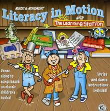 Learning Station: Literacy In Motion, CD