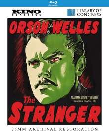 Stranger: Stranger, Blu-ray Disc