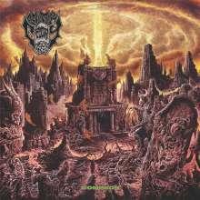Cemetery Filth: Dominion (Orange/Green Swirl Vinyl Version), LP