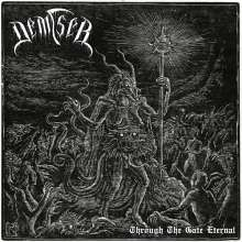 Demiser: Through The Gate Eternal (Hellfire Red Vinyl Edition), LP