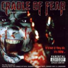 Cradle of fear, CD