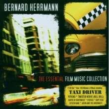 Bernard Herrmann (1911-1975): Filmmusik: Essential Film Music Collection, 2 CDs