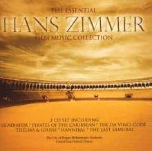 Filmmusik: Hans Zimmer, 2 CDs