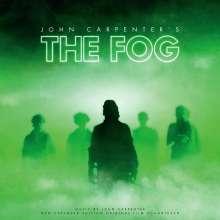 John Carpenter: Filmmusik: The Fog (180g) (Green/White Vinyl), 2 LPs